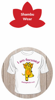 Shambu wear - I am focused
