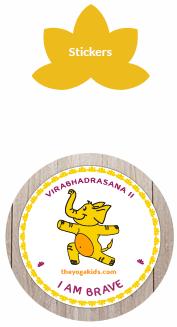 Shambu Stickers